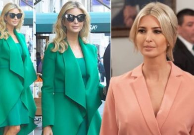 Ivanka Trump Close Her fashion brand